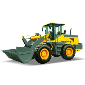 Sinotruk Front Wheel Loader with CE Certificate (HW918) pictures & photos