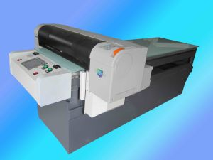 Automatic Leather Printing Machine pictures & photos