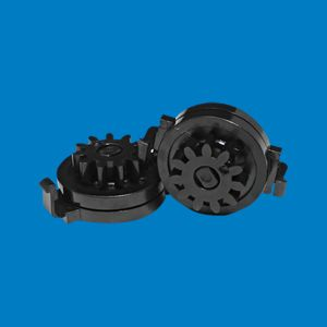 Plastic Oil Rotary Damper for Drawer Slide pictures & photos