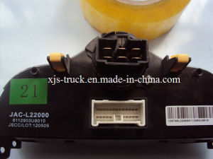 JAC Air Conditioning Switch Panel Assembly 8112903u8010 pictures & photos