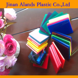 3.0-10mm Read Color Acrylic Sheet From China pictures & photos