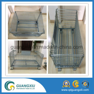 Heavy Duty (1000-3000kgs) Storage Box or Metal Warehouse Cage pictures & photos