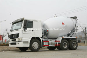 Sinotruk Brand 8m3 Concrete Mixer Truck pictures & photos