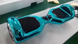 Koowheel Fashion Electroplating Self Balancing Scooter Chrome Painting Two-Wheel Standing Hoverboard Scooter pictures & photos