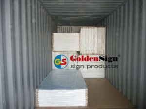 Wholesale PVC Foam Board with High Density/Forex Board/Celuka Sheet/Sheet pictures & photos