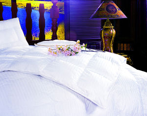 White Down and Feather Duvets