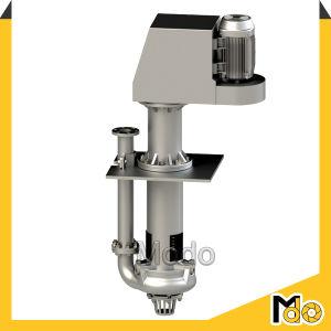 100mm High Chrome Vertical Sump Slurry Pump pictures & photos