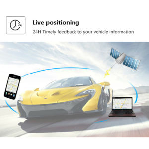 Car/Vehicle GPS Tracker with Cable Connector pictures & photos