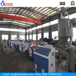Hot PPR Pipe Water Supply Pipe Extrusion Machine pictures & photos