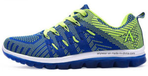 Men Sports Shoes Flyknit Woven Upper (815-9742) pictures & photos