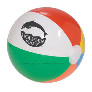14inch 6p PVC Inflatable Beach Ball Water Ball pictures & photos