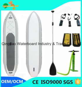 11′ Three Chamber safety Inflatable Stand up Paddleboard