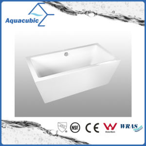 American Standard Acrylic Freestanding Bathtub (AB6104) pictures & photos