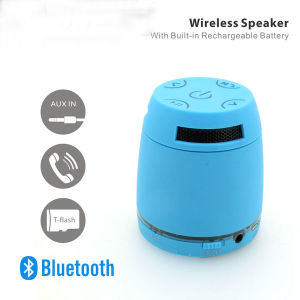 Portable Wireless Speakers with TF Card pictures & photos