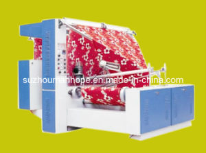 Rh-2100 Automatic Fabric Double Folding Machine pictures & photos