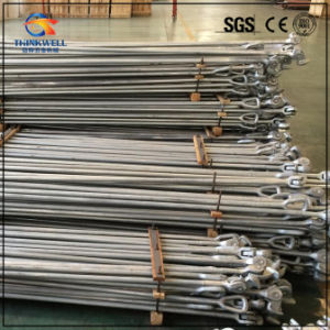 Forged Alloy Steel Long Rod Container Lashing Equipment pictures & photos