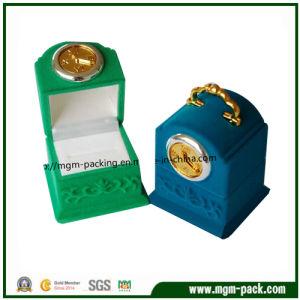 Patory Price Custom Velvet Jewellery Packing Box pictures & photos