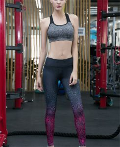 Wholesale Fashion Printing Fast Drying Yoga Leggings for Women pictures & photos