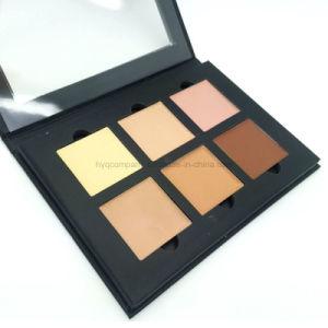 Face Makeup Contour Cream Kit 6 Colors Concealer Palette pictures & photos