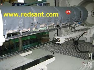 Screw Insulation Jacket for Injection Molding Machine pictures & photos