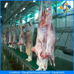 Goat Slaughter Equipment with Conveying Line pictures & photos
