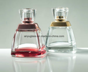 Perfume Glass Spray Bottle with Pump 30ml, 50ml pictures & photos