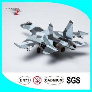 Su35 No Resin Flight Model Made of Alloy Material