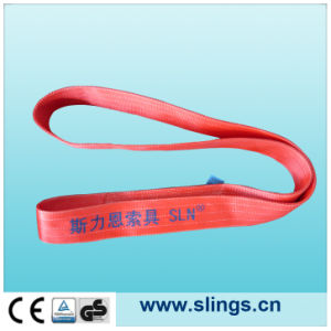 2017 En1492 Polyester Lifitng Hoist Belt with Ce Certificate pictures & photos