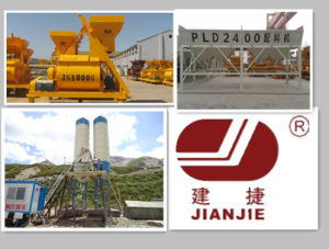 Excellent Belt Concrete Batching Plants (Hzs60) pictures & photos