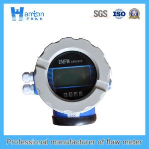Blue Carbon Steel Electromagnetic Flowmeter Ht-0293 pictures & photos