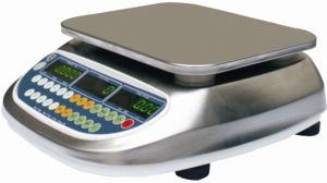 Digital Waterproof Table Scale Price Computing Counting Scale pictures & photos