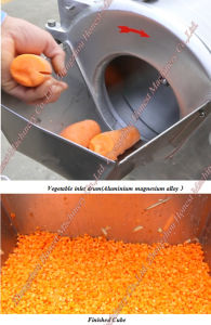 Automatic Electric Fruit Vegetable Potato Chopper Slicer Cutter pictures & photos