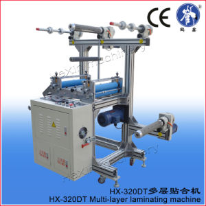 Multi-Layer Roll to Roll Lamination Machine with 7 Shafts pictures & photos