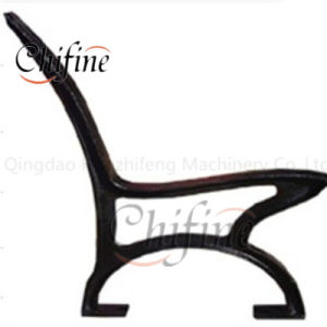 OEM Metal Bench Legs with Iron Casting pictures & photos