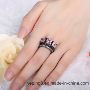 Pink Boutique Luxury Engagement Ring (Set - 149) pictures & photos
