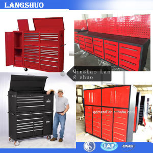 Garage Workshop Storage Mobile Drawer Roller Tool Chest pictures & photos