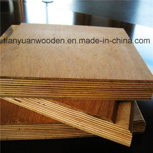 15mm Meranti Mahogany Plywood for Building Materials pictures & photos