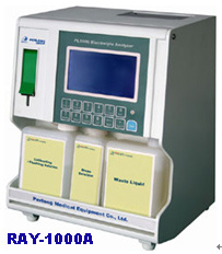 Elemental Analyser Electrolyte Analyzer (RAY-1000A) pictures & photos