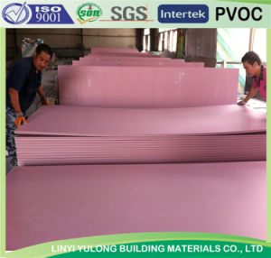 Fire Proof Gypsum Board/Plaster Board/Drywll Board with Competitive Price pictures & photos