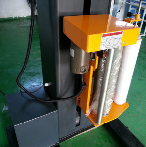 Yupack Automatic Pallet Stretch Wrapper Machine&Pallet Stretch Wrapping Machines pictures & photos