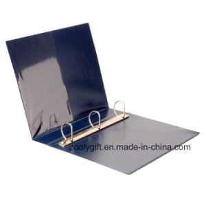 Slik Screen Printing PVC A4 3D Ring Binder File Folder pictures & photos