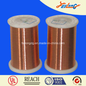 180 Polyurethane Enamelled Round Copper Wire pictures & photos