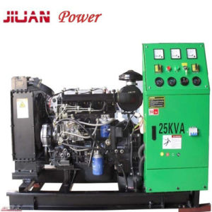 Electric Power Diesel Generator with Low Fuel Supply pictures & photos