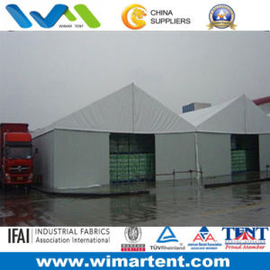 12m Sound Proof Warehouse Tent with Auto Shutter pictures & photos