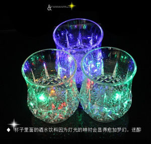 New Fashion Wake up LED Reflector Light Cup for Bar