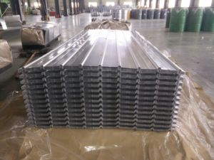 Roofing Material Galvanized Corrugated Steel Sheet pictures & photos