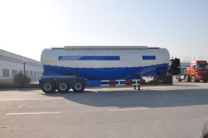 50 Cbm Bulk Cement Tank Semitrailer pictures & photos