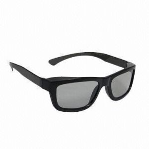 Linear Polarized 3D Glasses Plastic 45/135 Degree-Pl0012