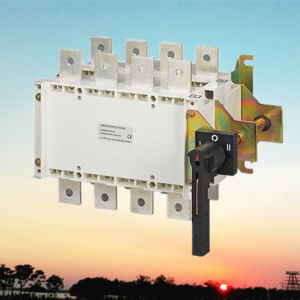 Double Layers Manual Transfer Load Isolation Switch (SGLZ) pictures & photos