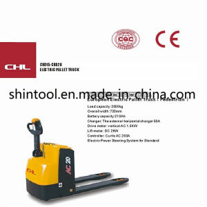 Electric Hand Pallet Truck Cbd20-150 Power Pallet Truck pictures & photos